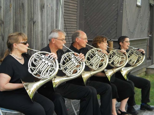 Picture of the Vermont Horns